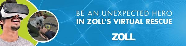 ZOLL Banner Ad
